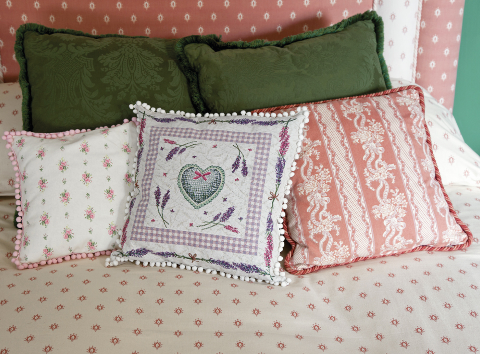 Pillow Collection - Maria Mastromano